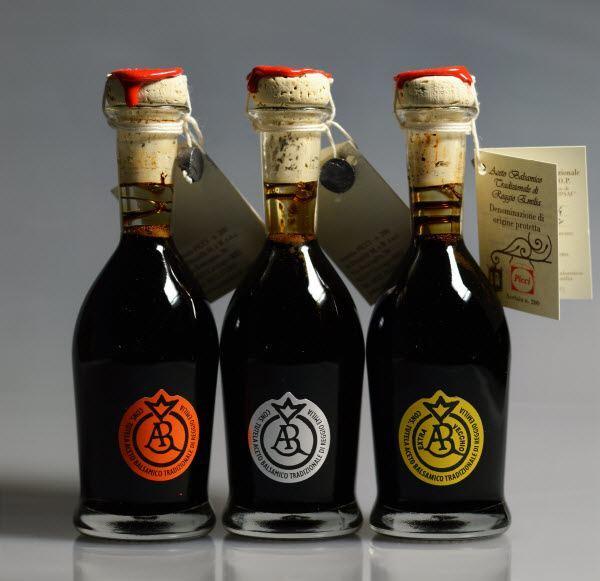 Aceto Balsamico Tradizionale di Reggio Emilia D.O.P
