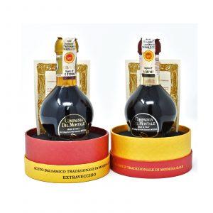 Aceti Balsamici Tradizionali van Modena Compagnia Del Montale