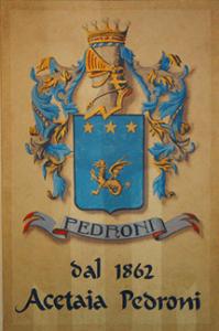 Balsamico Pedroni dal 1862