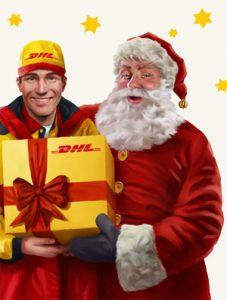 Geschenkversand Weihnachten