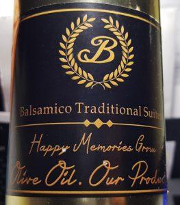 Balsamico Hotel Olivenöl