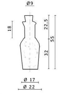 Essig Öl Ausgiesser für Flaschen