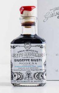 giuseppe giusti aceto balsamico silver