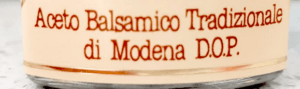Tradizionale Balsamico - Balsamiko - Balsamicot - Balsamikot