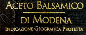 Aceto Balsamico fra Modena I.G.P - Balsamicoazijn